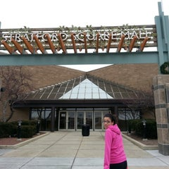 Photo taken at Stratford Square Mall by Amanda H. on 12/26/2012