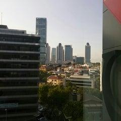 Photo taken at HSBC Genel Müdürlük by TezcanPınar B. on 7/31/2015