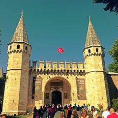 Photo taken at Topkapı Sarayı by Fatih on 6/20/2013