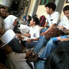 Photo taken at SMAN 7 Surakarta by Alkutala R. on 2/19/2013