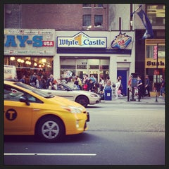 Photo taken at White Castle by Farad A. on 4/10/2013