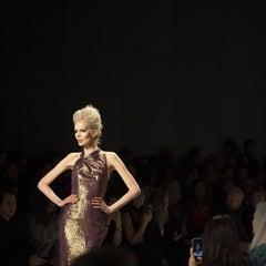 Photo taken at Mercedes-Benz Fashion Week by Humberto V. on 2/26/2015