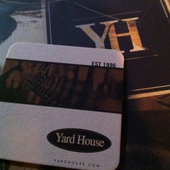 Photo taken at Yard House by Monica G. on 11/18/2012