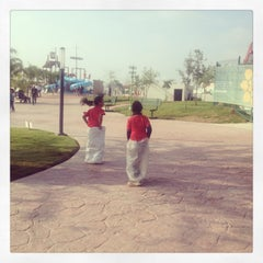 Photo taken at DivertiParque by Sandra R. on 4/30/2013