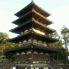 Photo taken at Japan Pavilion by Erik C. on 1/15/2013
