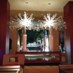 Photo taken at Four Seasons Hotel Silicon Valley by Afshan Shana T. on 11/30/2012