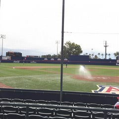Photo taken at Hi Corbett Field by Kirkwood J. on 2/21/2015