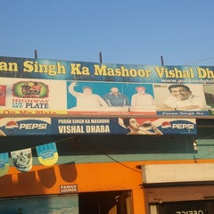 Photo taken at Puran Singh Da Dhaba | पूरन सिंह दा ढाबा by Vaibhav L. on 11/16/2013