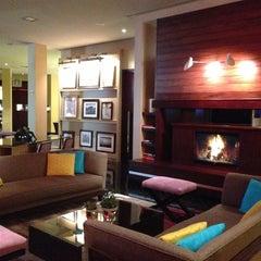 Photo taken at Hotel Derek by Alexander on 5/9/2013