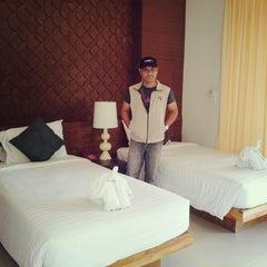 Photo taken at Nana Resort&Spa by spy m. on 2/23/2014