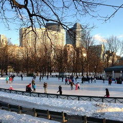 Photo taken at Boston Common by suke on 2/20/2013