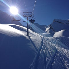 Photo taken at Klewenalp Ski Resort by Marc I. on 2/10/2013