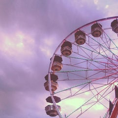 Photo taken at Indiana State Fairgrounds by Molly M. on 8/6/2013