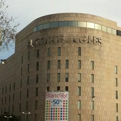 Photo taken at El Corte Inglés by Nagish on 1/29/2013