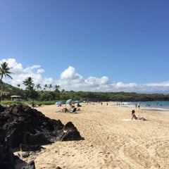 Photo taken at Hāpuna Beach State Recreation Area by Khamid on 8/18/2015