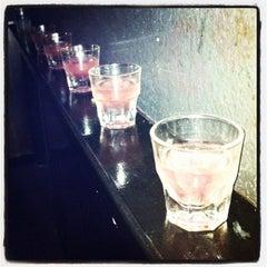 Photo taken at Bar Pink by Nikki on 11/4/2012