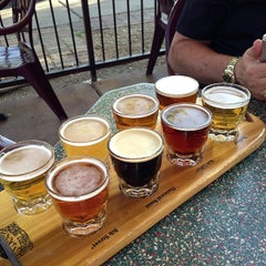 Photo taken at Four Peaks Brewing Company by Gary H. on 3/24/2013