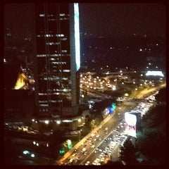 Photo taken at Dynasty Hotel by Abe V. on 11/28/2012