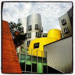 Photo taken at MIT Stata Center (Building 32) by Dave S. on 6/22/2013