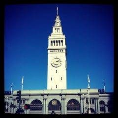 Photo taken at Golden Gate San Francisco Ferry Terminal by Maria R. on 1/30/2013