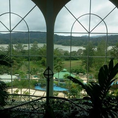 Photo taken at Gamboa Rainforest Resort by Sole J. on 11/25/2012