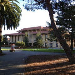 Photo taken at J. Henry Meyer Memorial Library by baltakatei on 11/19/2012