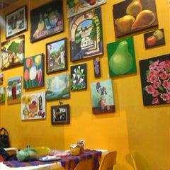 Photo taken at Cafetería TIN by Oscar S. on 11/1/2014