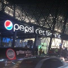 Photo taken at Pepsi Center WTC by Santiago P. on 9/9/2013