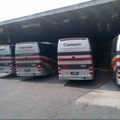 Photo taken at Terminal Central de Autobuses del Poniente by Javo M. on 10/31/2012