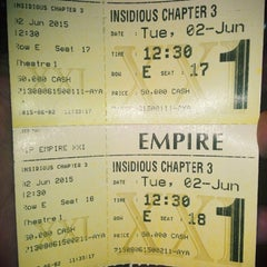 Photo taken at Empire XXI by Andrie S. on 6/2/2015
