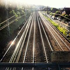 Photo taken at RER Montgeron — Crosne [D] by Bobo C. on 6/9/2013
