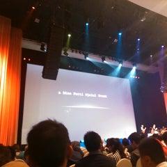 Photo taken at XXI Ballroom (XXI Club) by kurnia yudo on 8/18/2014