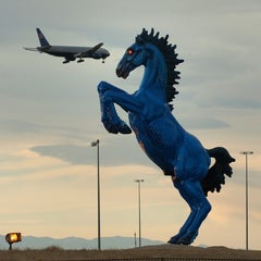 Photo taken at Denver International Airport (DEN) by Sojourner M. on 6/30/2013