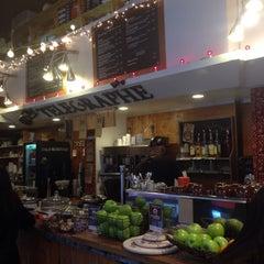 Photo taken at Telegraphe Café by Murat on 12/13/2014