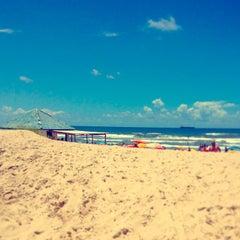 Photo taken at Praia de Imbé by Michel M. on 1/19/2013