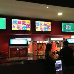 Photo taken at Cinemex by Norma Sarahi on 6/30/2013