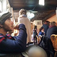 Photo taken at Brick Lane Coffee by Igor A. on 12/30/2012