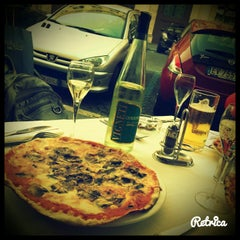 Photo taken at Ristorante Pizzeria Bibo Bar by Derya G. on 11/22/2014