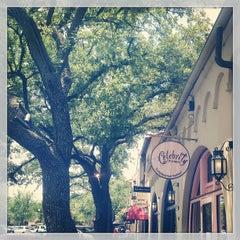 Photo taken at Highland Park Village by Manny V on 7/21/2013
