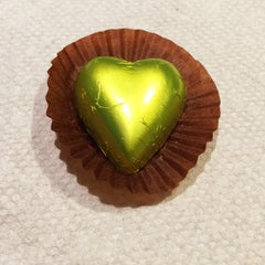 Photo taken at Fran's Chocolates by Ann on 8/9/2015