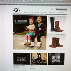 Photo taken at UGG Australia Corporate HQ by Manny on 9/27/2012
