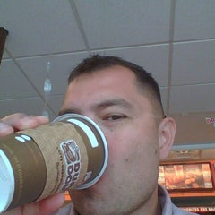 Photo taken at Dunkin' Donuts by William F. on 10/7/2012
