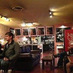 Photo taken at Jupiter House Coffee by Sarah S. on 10/27/2012