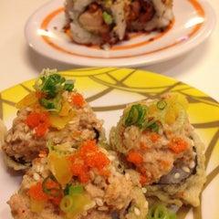 Photo taken at Ichiban Sushi by Nic on 11/18/2012