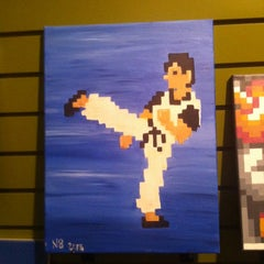 Photo taken at Game Over Videogames by John G. on 4/12/2014