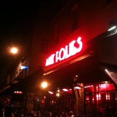 Photo taken at Aux Folies by Baptiste J. on 12/15/2012
