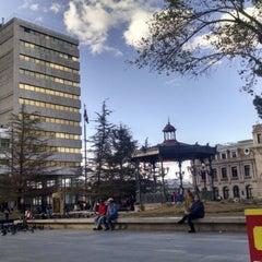 Photo taken at Plaza de Armas by Ezequiel R. on 3/18/2015