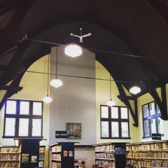 Photo taken at Toronto Public Library (High Park Branch) by Anjay29 on 7/12/2015