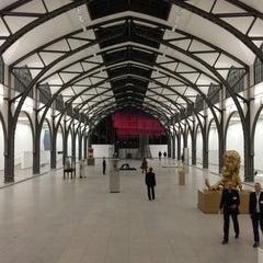 Photo taken at Hamburger Bahnhof - Museum für Gegenwart by Stefan on 6/24/2013