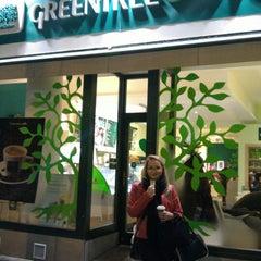 Photo taken at Greentree Caffé by Lukáš S. on 11/16/2012